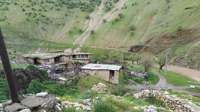 روستای نوئل جوانرود