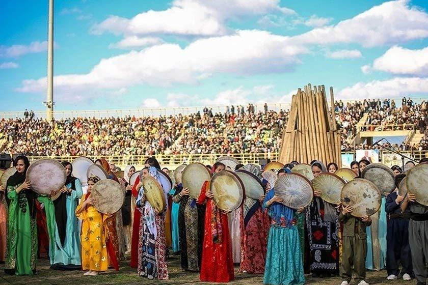 جشن ها و مراسم های باستانی ایرانیان