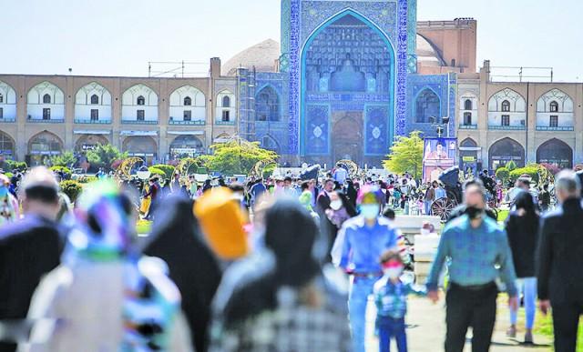 گذرهای فرهنگ و هنر، ماندگاری گردشگر را در اصفهان افزایش داد
