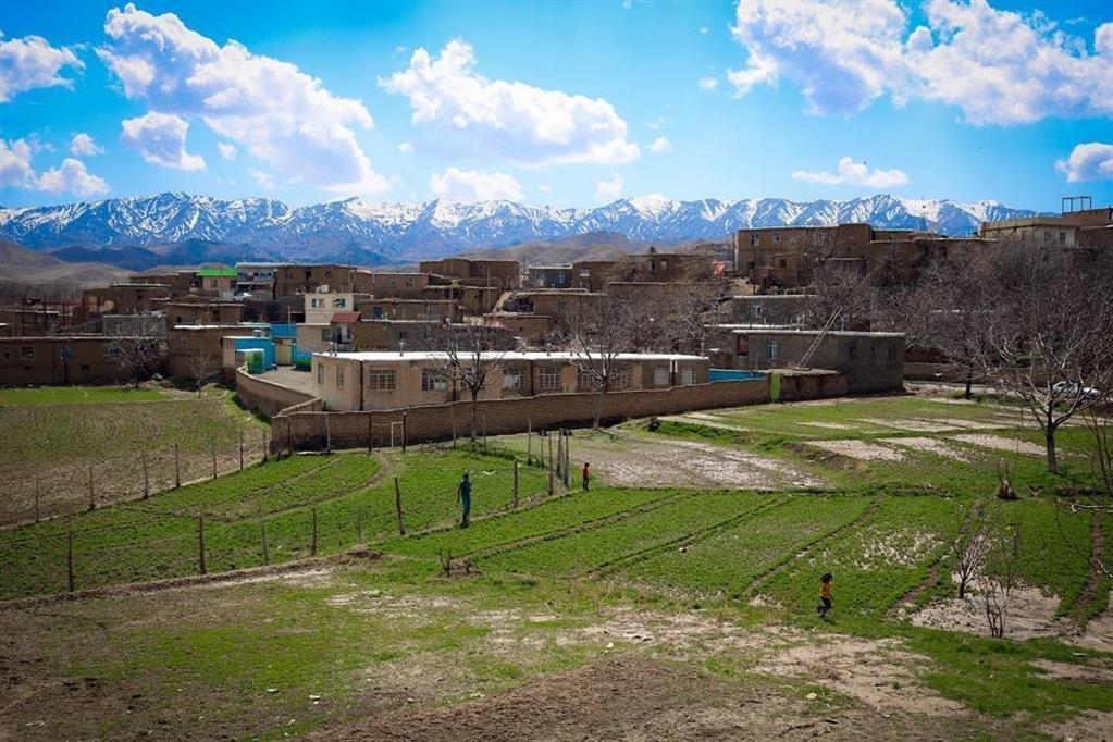 روستای زرقان جغتای