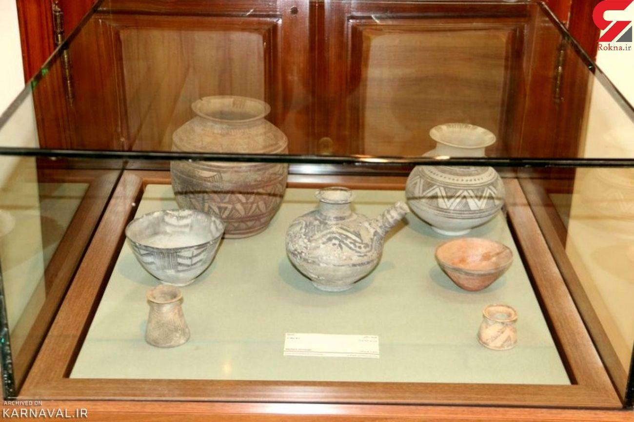 ساماندهی ۵۰۰ قلم شیء تاریخی در موزه مردمشناسی خلیج فارس بندرعباس