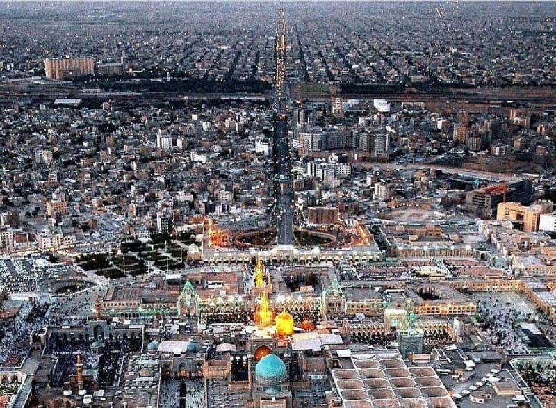 دستاوردهای مدیریت شهری مشهد در حوزه زیارت و گردشگری