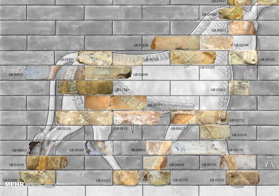 دروازه تازه کشفشده تخت جمشید به روی گردشگران گشوده شد | ۱۰ سال تحقیق روی دروازه ۲۵۰۰ ساله