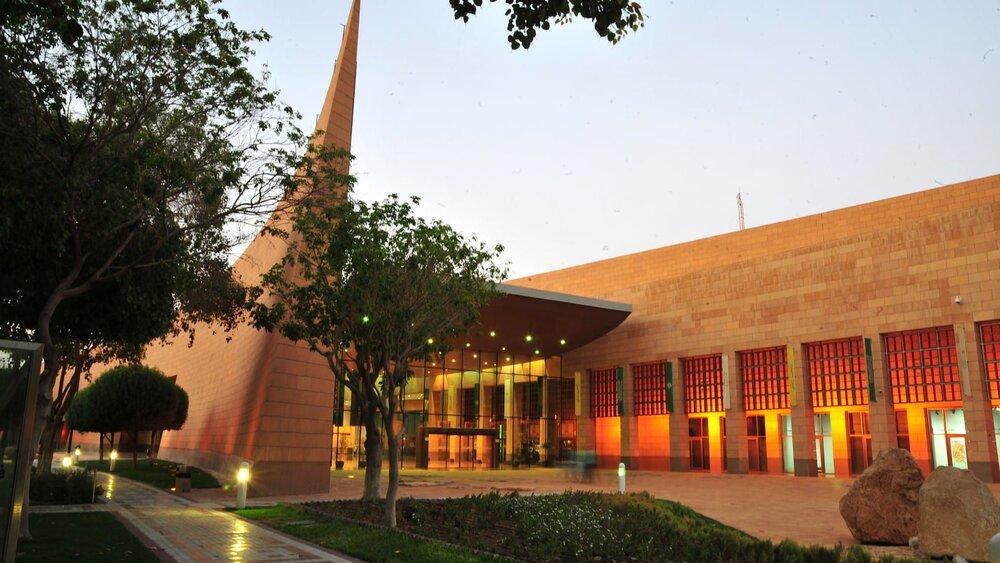 روایتی از تاریخ عربستان در موزه ملی عربستان سعودی