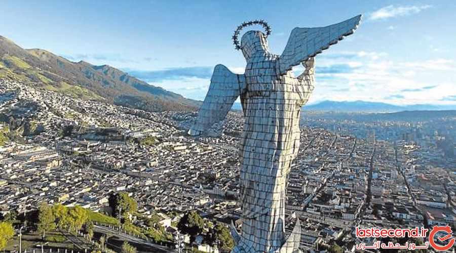 تور مجازی کیتو؛ پایتخت زیبای اکوادور