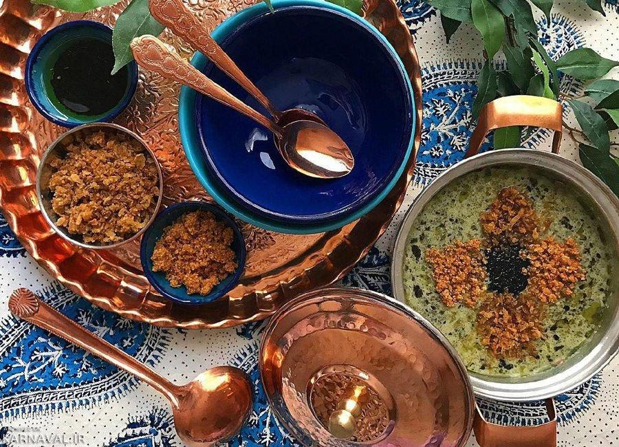 بهترین و معروف ترین غذاهای سنتی اردبیل را می شناسید؟!