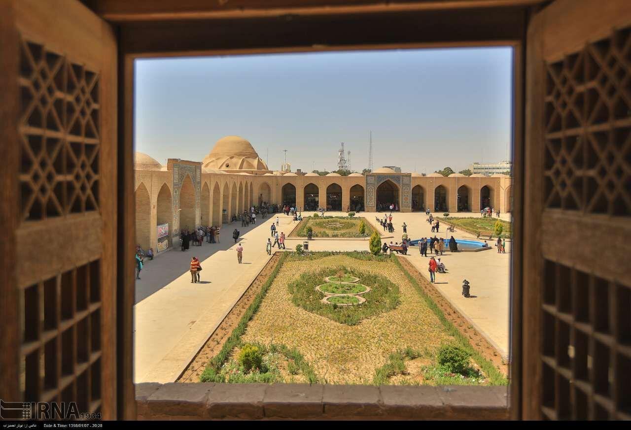 استان کرمان ظرفیت تبدیل شدن به پایگاه هنر و گردشگری هنری را دارد