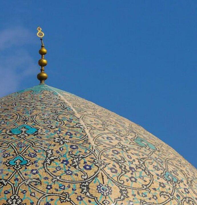 پاسخ ناظر مقیم مرمت گنبد شیخ لطفالله