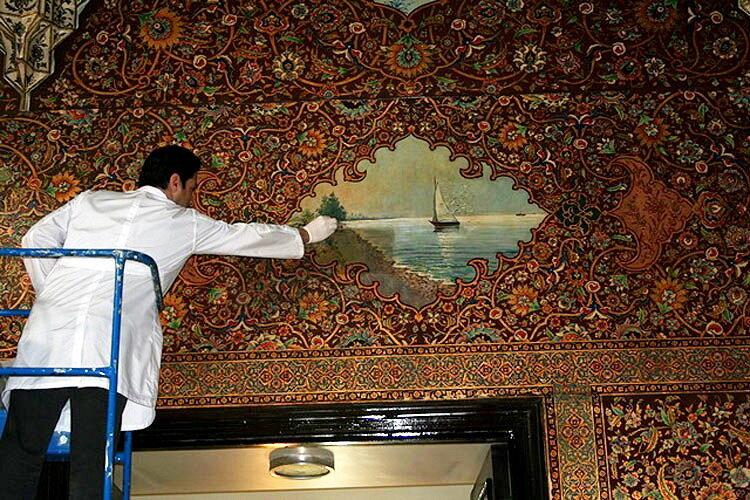 مرمتگران آثار فرهنگی و هنری صاحب خانه صنفی شدند