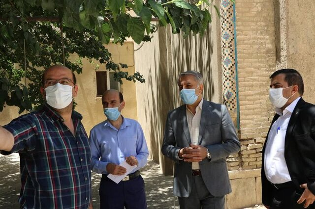 کلیسای مریم مقدس شیراز مرمت میشود