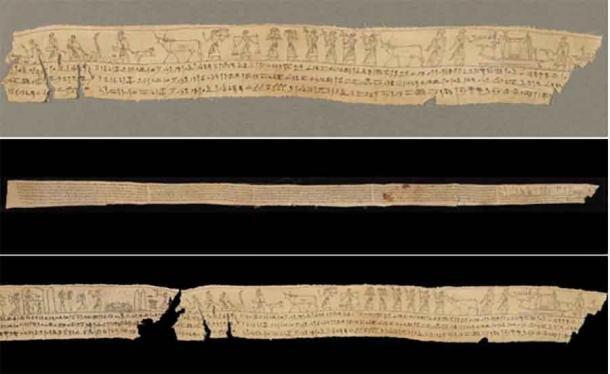بخشهای جداشده «کتاب مردگان» به هم متصل شدند