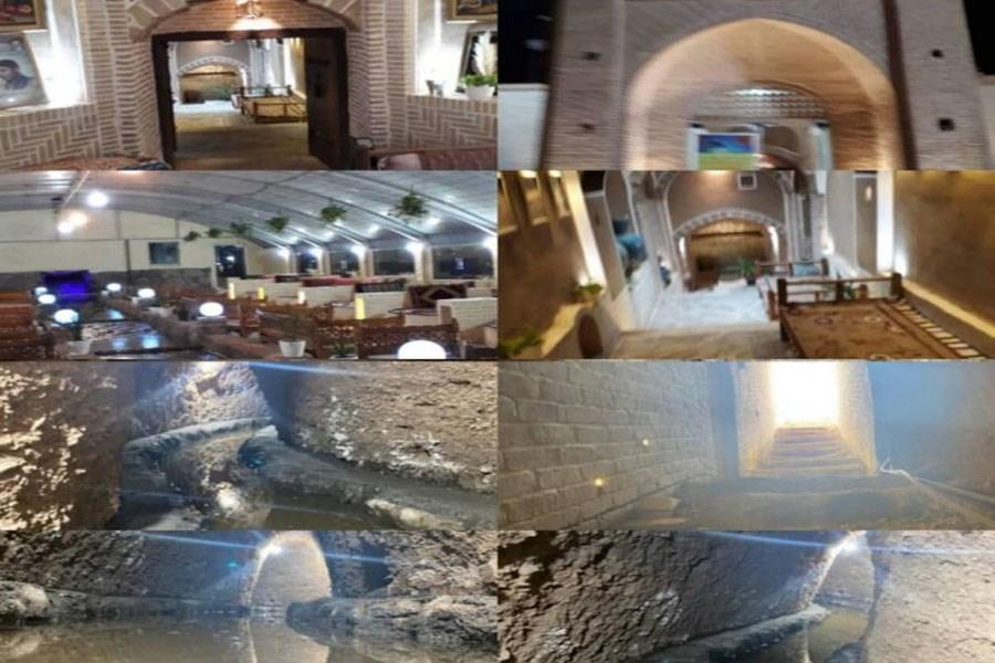 سنگ های بزرگترین آسیاب آبی ایران دوباره از چرخش ایستاد