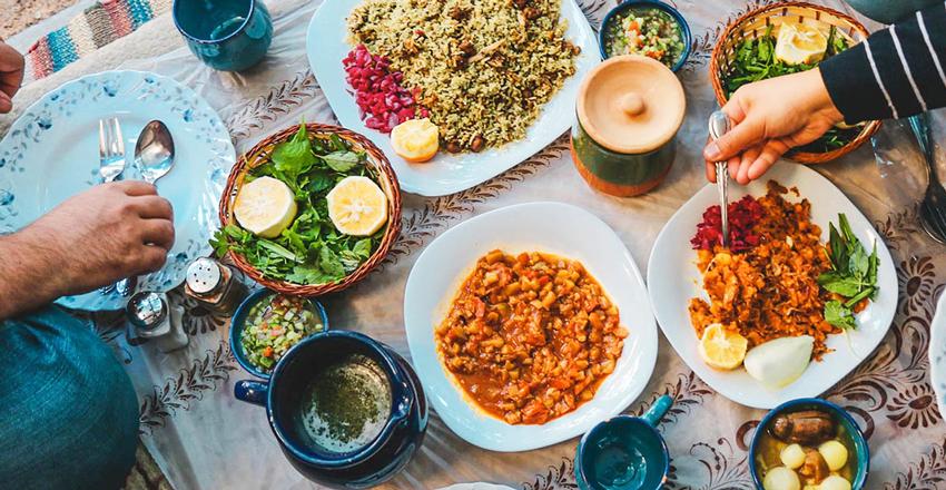 غذاهای سنتی گیلان