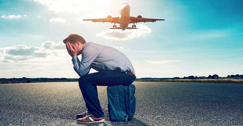 صحبتهای «خطرناک» درباره هواپیما
