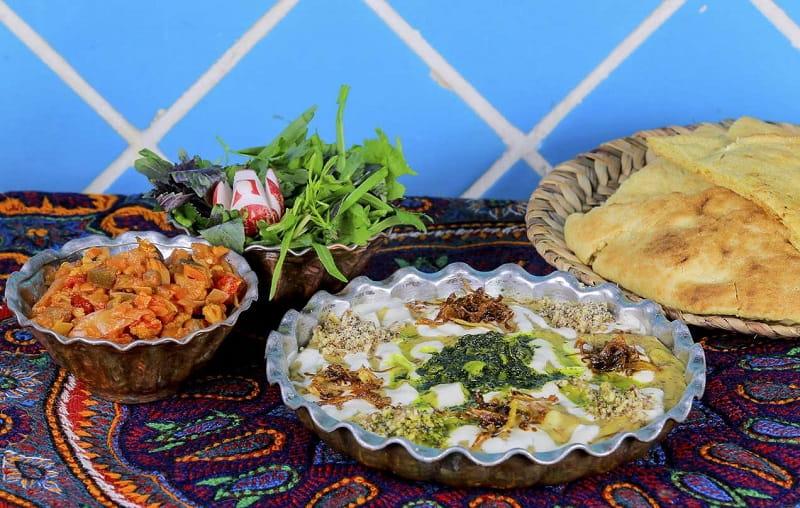غذاهای سنتی استان کرمان