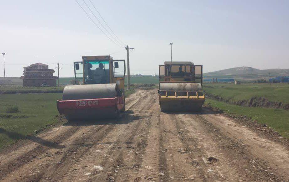 جاده گردشگری سرعین به آلوارس تا پایان سال بهسازی میشود