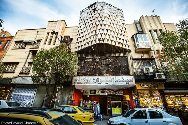 احیای سینماها و مراکز نمایشی محدوده خیابان لالهزار