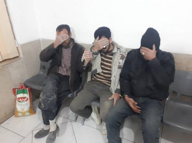 ۶ ماه حبس برای ۳ حفار غیرمجاز مهدیشهری