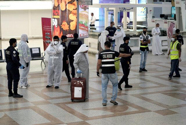ممنوعیت خروج شهروندان واکسینهنشده از کویت