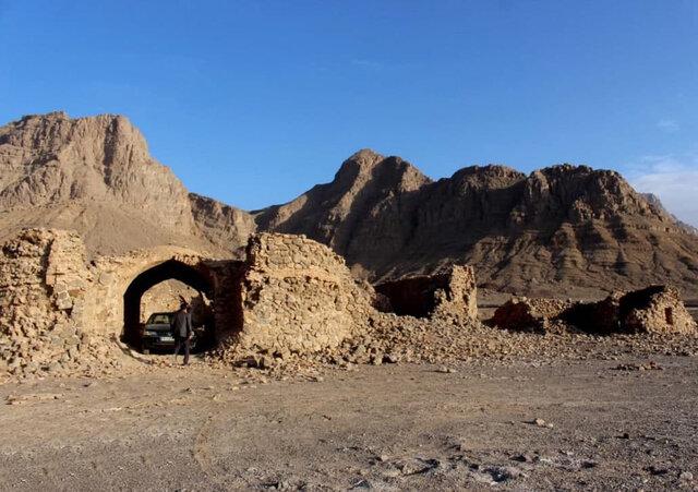 قدیمیترین کاروانسرای یزد نونوار میشود