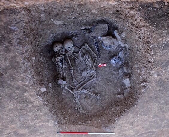 کشفی تازه در گورستان تاریخی گیلان