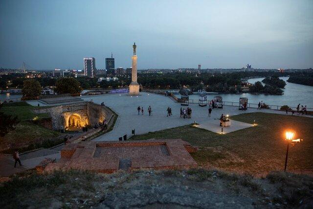 قرنطینه به نفع گردشگری صربستان شد