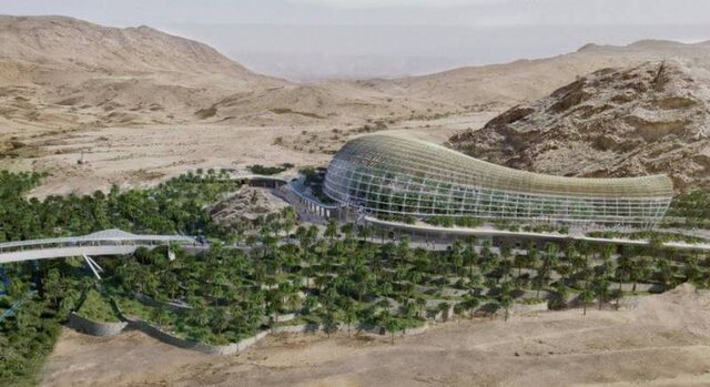 برنامه عمان برای جذب گردشگر با باغ گیاهشناسی
