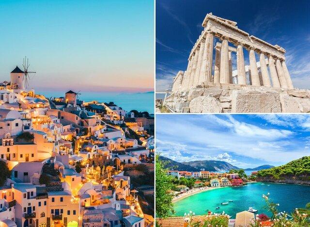 چگونه یونان در بحران کرونا آمار گردشگری خود را افزایش داد؟