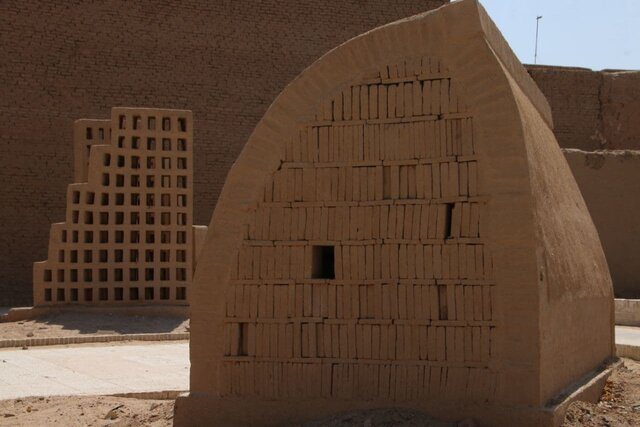 حیات کارگاههای خشتزنی شهر میراث جهانی یزد