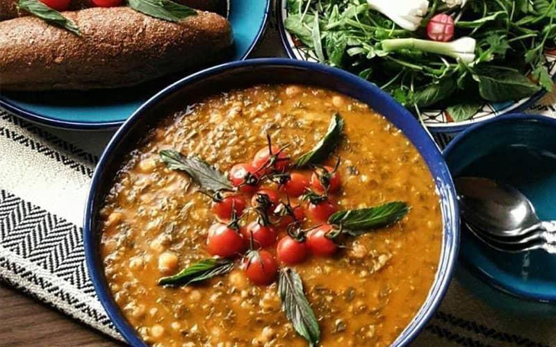 غذاهای محلی استان سمنان