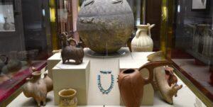 «گیل گمش» بازدید مجازی از قدیمیترین آثار شیشهای