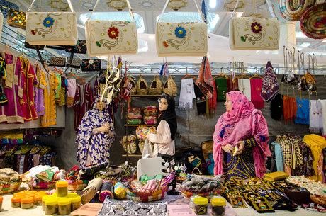 اقتصادی از جنس هنرصنعت زنان توانمند روستای خرانق