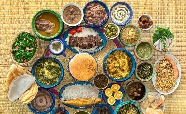 غذای بومی شاخص امتیازدهی میشود