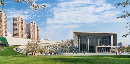 روایتی مصور از تاریخ بشریت در موزه تاریخ طبیعی شانگهای