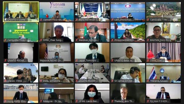 دستاورد ایران در کمیسیونهای سازمان جهانی گردشگری