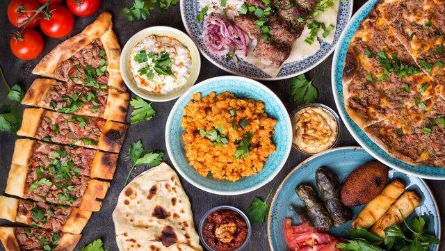 گردش در رستوران های استانبول
