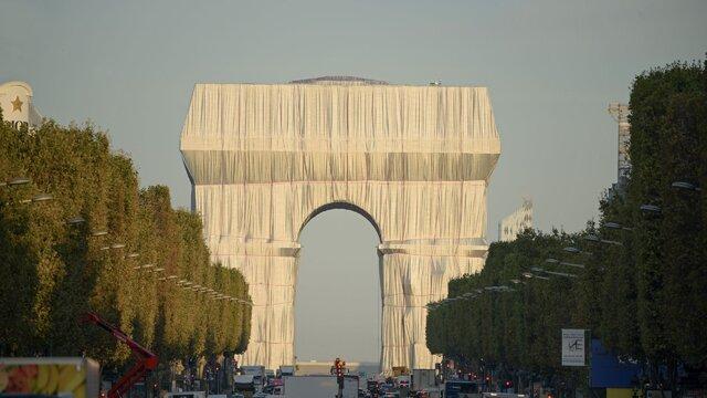 «طاق پیروزی» بستهبندی شد