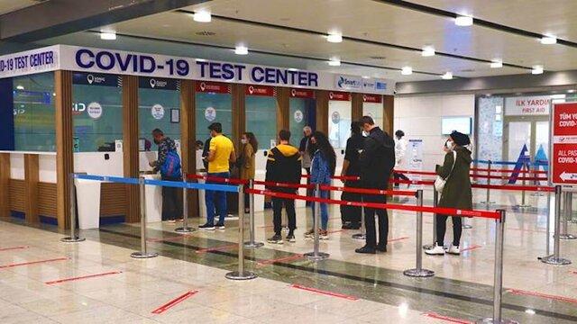 آزمایش کرونا در فرودگاههای مختلف جهان چگونه است؟