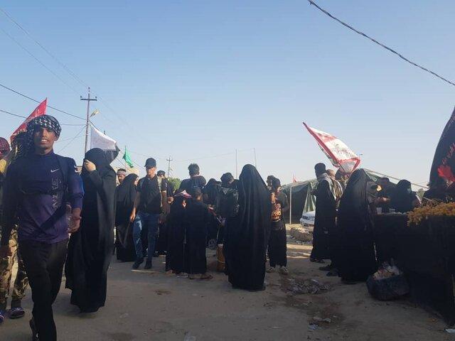 مردم به شایعات توجه نکنند ، مرز مهران بسته است