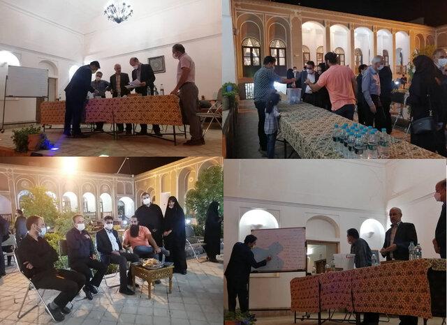 انتخابات دفاتر مسافرتی یزد برگزار شد