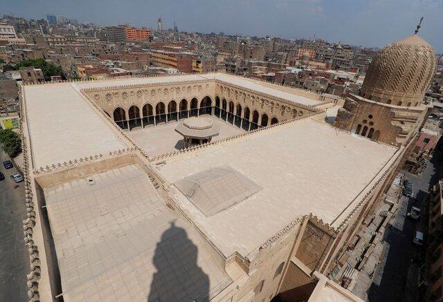 قلب تاریخی قاهره مرمت میشود