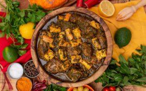 غذاهای محلی استان کردستان