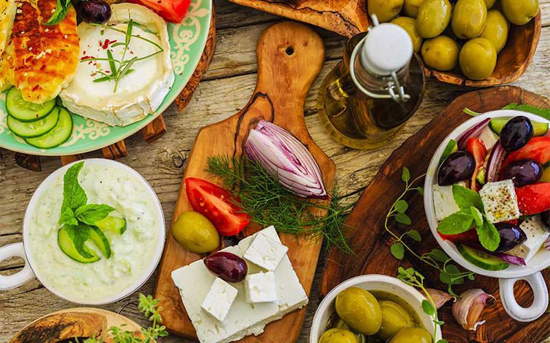 قبل از ترک یونان، این غذاها را امتحان کنید