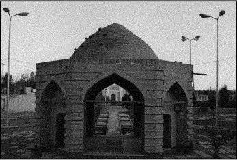 توسعه مصلا با ترس ادامه دار تخریب محوطه تاریخی تخت فولاد اصفهان!