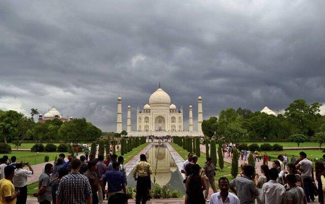 باز شدن مرزهای هند به روی گردشگران