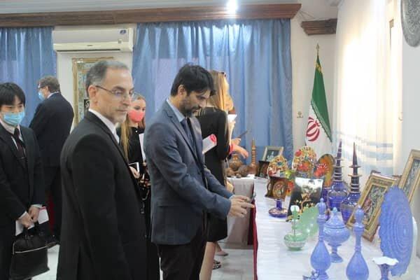 جشنواره جاذبه های گردشگری ایران در ترکمنستان افتتاح شد