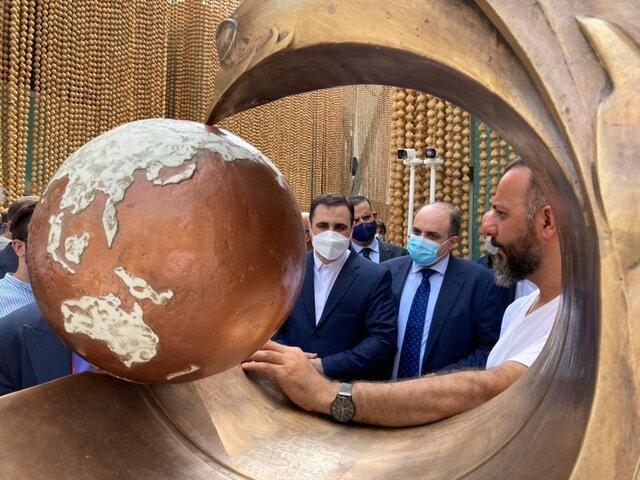 از قصهگویی شهرزاد تا پرواز سیمرغ ایران در دبی