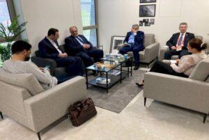 مذاکره ایران و سوریه برای ساخت هتل و مرمت آثار تاریخی