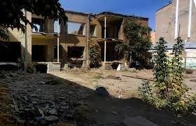 """مقصر تخریب مدرسه تاریخی """"ظفر"""" مشخص شود"""
