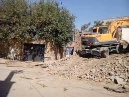 """تخریب مدرسه """"ظفر"""" را پیگیری حقوق میکنیم/ پرونده ثبت جهانی هگمتانه به چالش کشیده شد"""